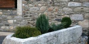 jardineras de piedra